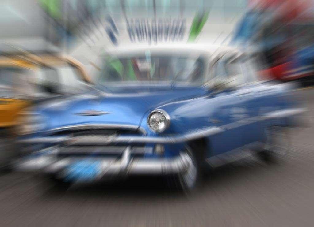 Het effect Zoomexplosie suggereert een zekere mate van actie en dynamiek