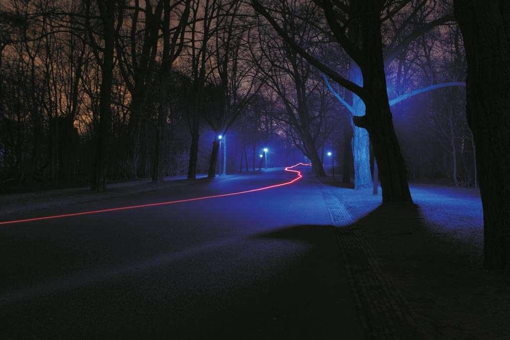 Uit het boek Avond- en nachtfotografie.