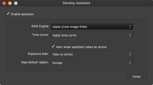 Kiezen voor de Raw Engine van Apple.