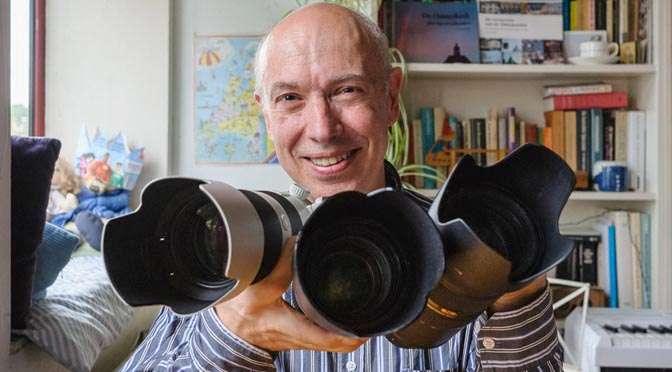 Dré de Man: 'Voor mijn gevoel is de lens belangrijker dan de camera…'