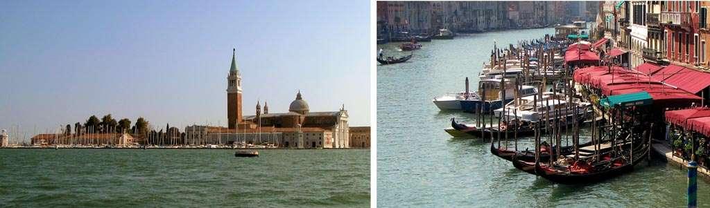 Een cutaway is een tussenmontage van een clip in een constant opgenomen scène. Neem bijvoorbeeld een overzichtsshot van een lagune waarin u een medium shot met een aantal gondels tussen monteert. Iedereen zal meteen begrijpen dat u in Venetië aan het filmen bent.
