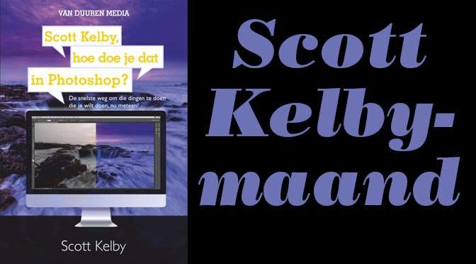 Scott Kelby: Hoe verscherp je foto's in Photoshop?