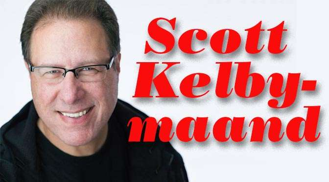 Oktober: Scott Kelby-maand!