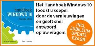 Handboek Windows 10 2e editie jubileumupdate