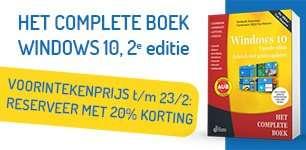Het Complete Boek Windows 10 2e VIP