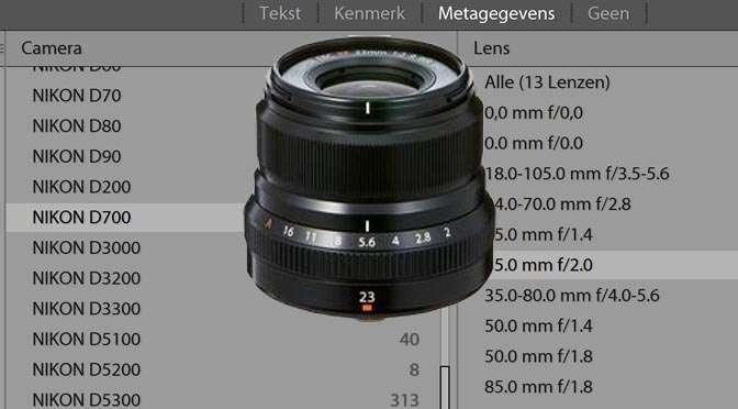 Een 35mm als standaard lens, of toch liever een zoom?