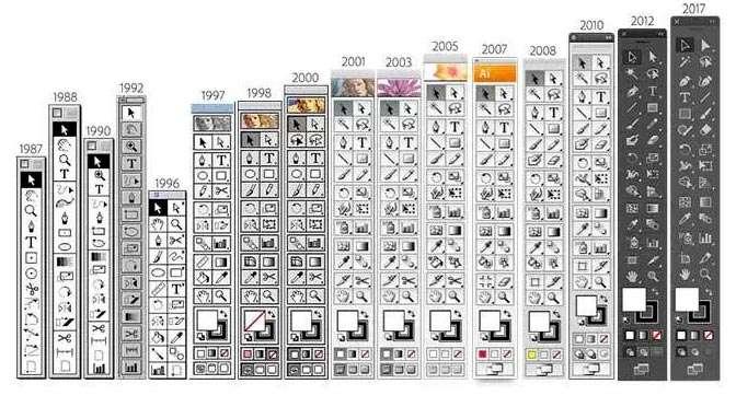 Nog 'n keer Adobe Illustrator 30 jaar!