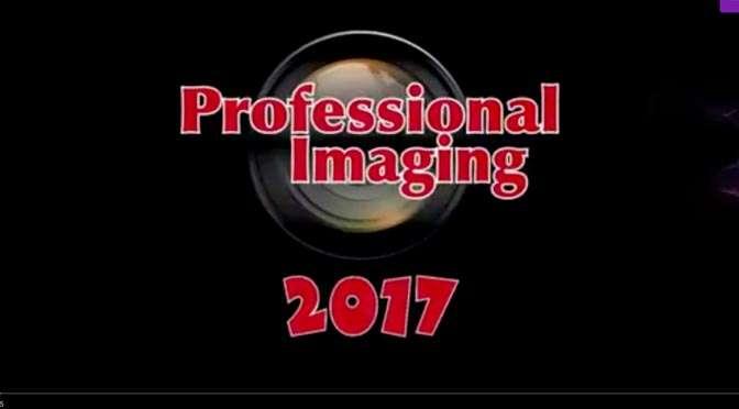 Professional Imaging 2017
