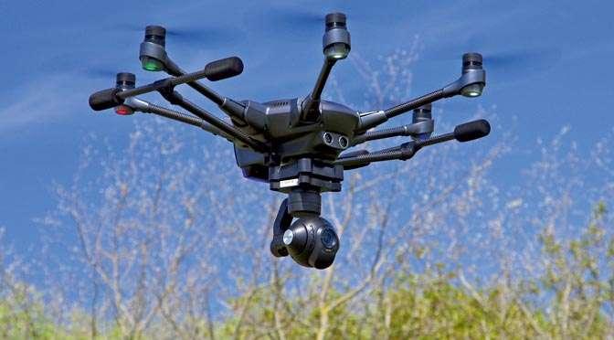 Dronevideo's maken: Beweging en vliegtechniek-2