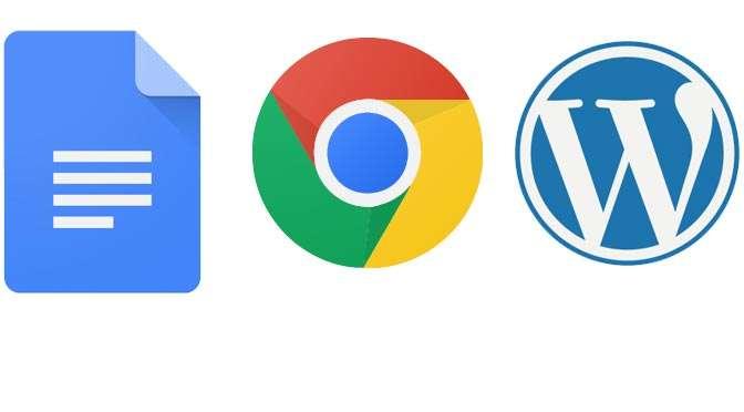 Vanuit Google Docs rechtstreeks naar je WordPress-blog