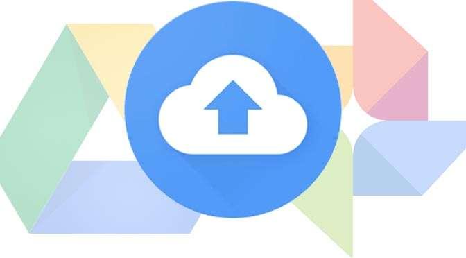 Nieuw van Google: Backup and sync voor Google Foto's en Google Drive
