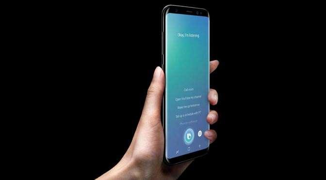 Samsung Galaxy S8: de strijd om de Bixby-knop