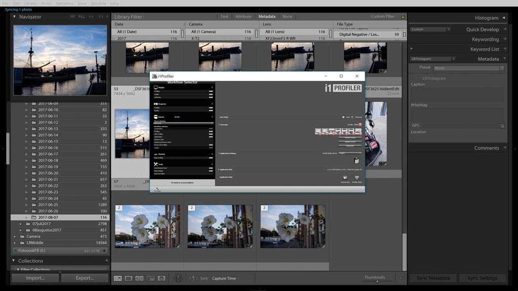 Een screendump van een beeldscherm met hoge pixeldichtheid