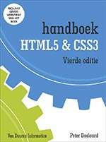 Handboek HTML5 & CSS3