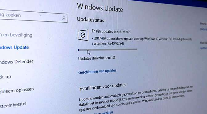 Windows 10 patch patcht vorige patch