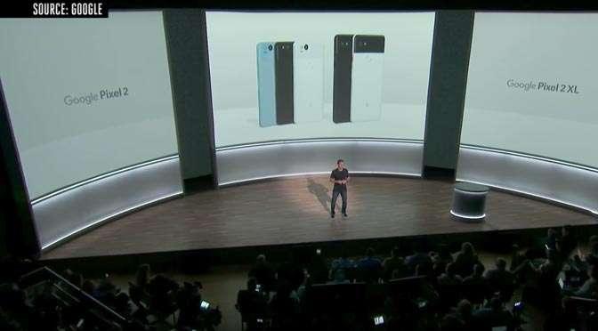 Google hardware: niet in Nederland verkrijgbaar
