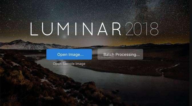 Besprekingen van Luminar 2018