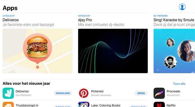 Apps voor iOS straks ook voor macOS?