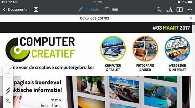 PDF Expert voor iOS