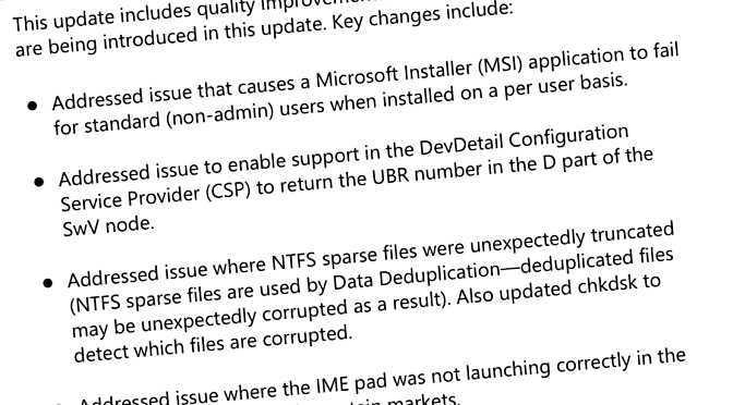 Er staat een grote update voor Windows 10 klaar