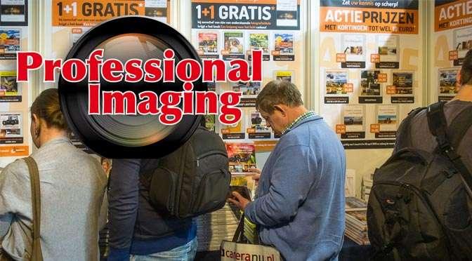 Professional Imaging 2018: kom langs en ontmoet de auteurs van Van Duuren Media