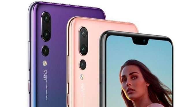 De Huawei P20 Pro: een smartphone met drie camera's!