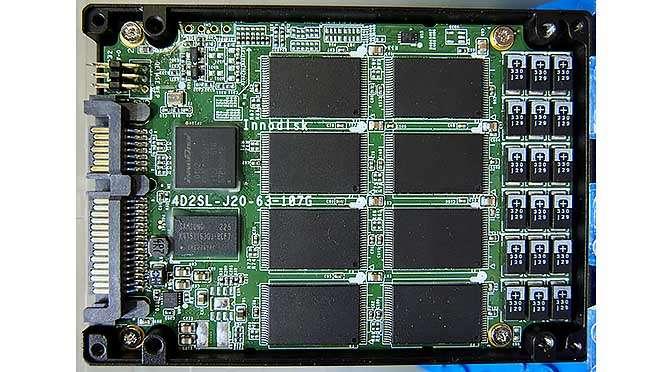 Het is oppassen met de combinatie Windows 10 1803 en SSD's (bron afbeelding: