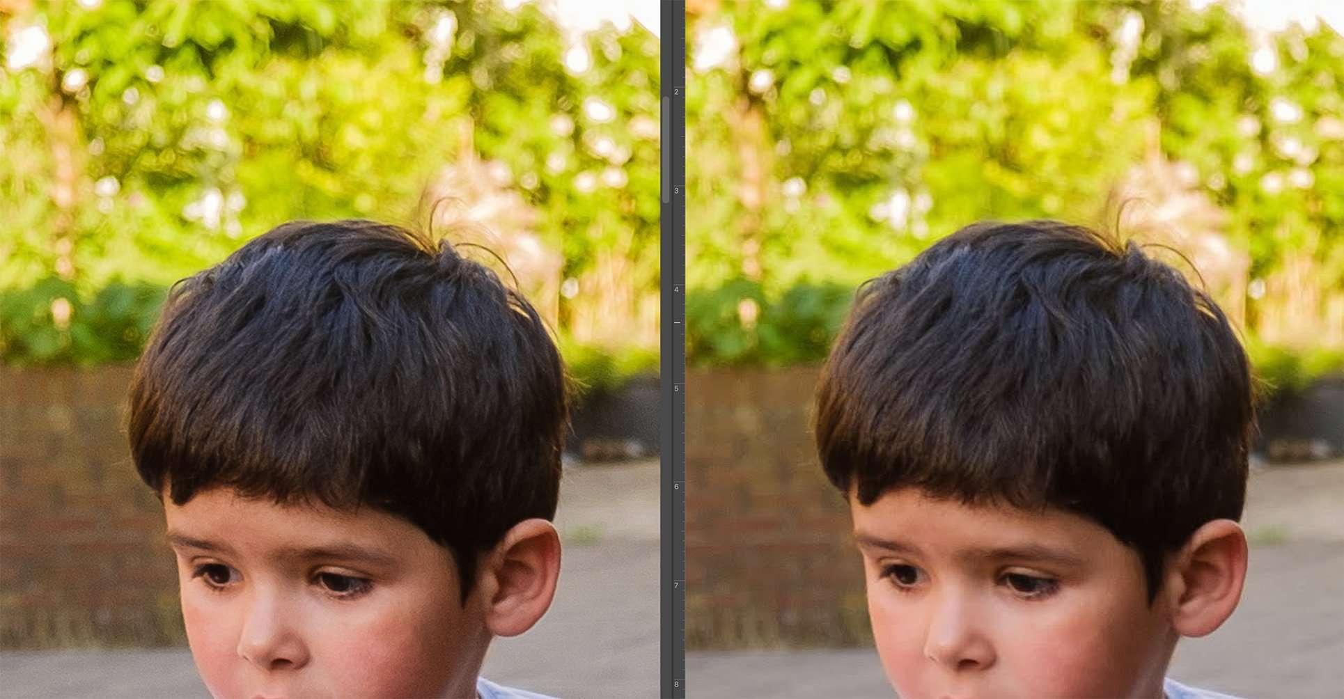 Compressie bij Google Foto's