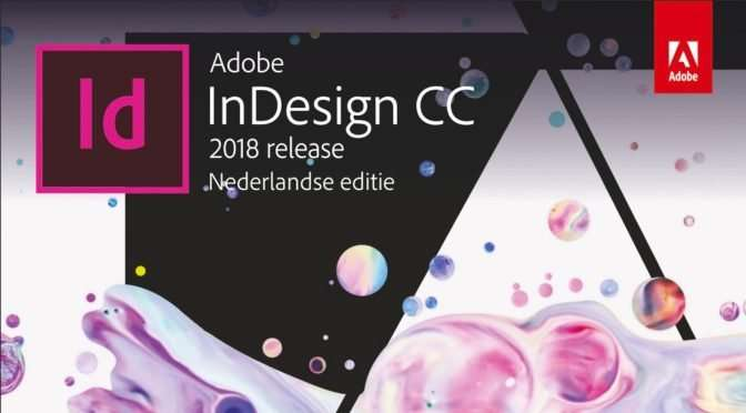 Leer InDesign met Classroom in a Book