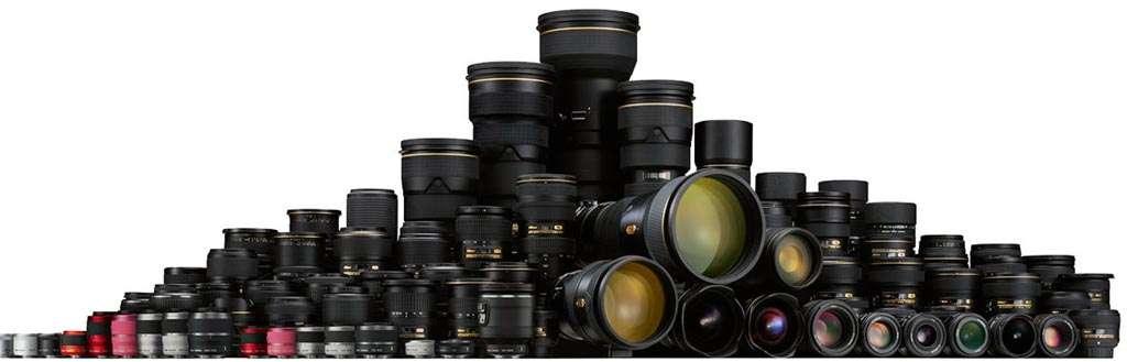 De Nikon D-Camera