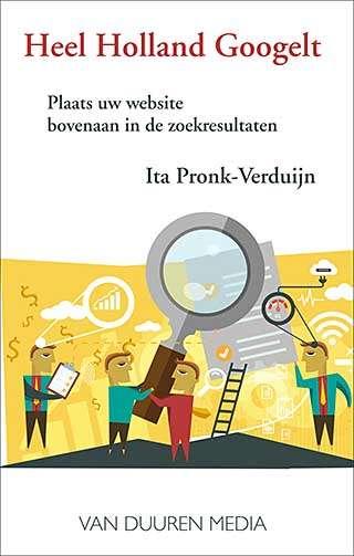 Het boek Het boek Heel Holland Googelt van Ita Pronk-Verduijn