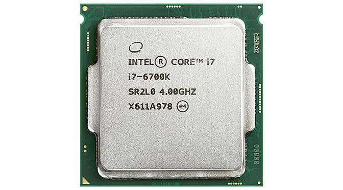 Windows 10 in de problemen door verkeerde microcode (bron afbeelding: https://commons.wikimedia.org/wiki/File:Intel_CPU_Core_i7_6700K_Skylake_top.jpg)