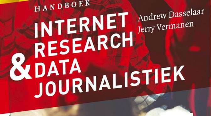 Jerry Vermanen: 'Met datajournalistiek moet je gewoon een keer beginnen…'