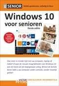 Het boek PC Senior: Windows 10 voor senioren, 3e editie, Bijgewerkt voor Windows 10 Creators Edition van Victor Peters