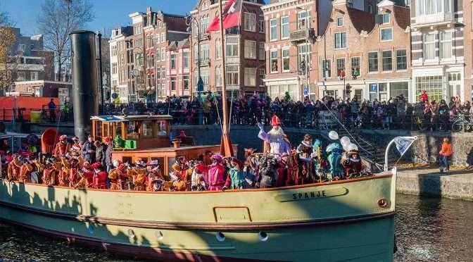 Gedichtengenerator voor Sinterklaas