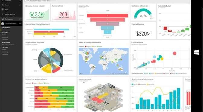 Wim de Groot: 'Microsofts antwoord op big data heet Power BI…'