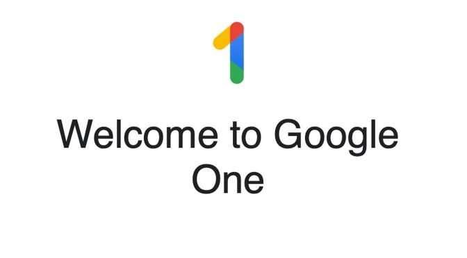 Google One en de chat-hulp
