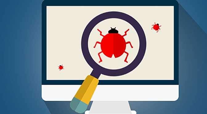 Adobe software nog altijd wat buggy (bron afbeelding: https://pixabay.com/nl/illustrations/software-testen-dienstverlening-762486/)