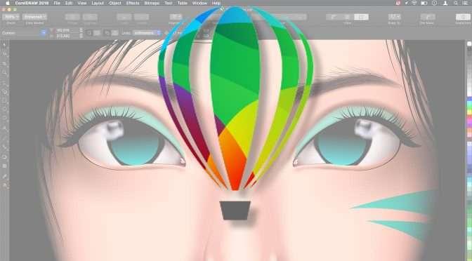 CorelDRAW Graphics Suite 2019 weer terug op de MAC