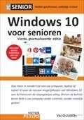 Het boek Windows 10 voor Senioren, 4de editie van Victor Peters
