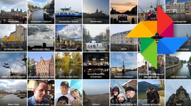 Google Foto's: de verschillen tussen Android en iOS