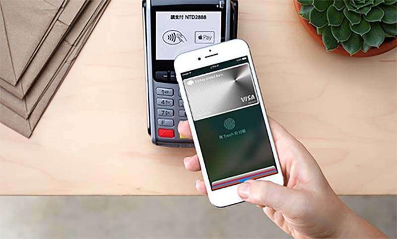 ING-klanten betalen straks gewoon via hun iPhone en Apple Pay (bron afbeelding: https://www.flickr.com/photos/101286426@N03/32267135420)