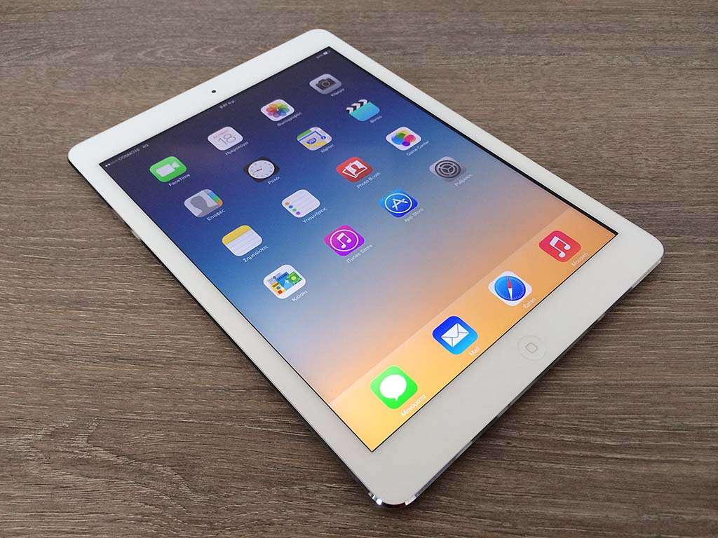 nieuwe iPad's
