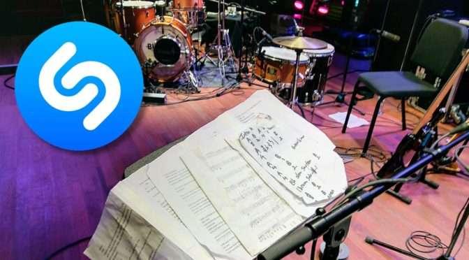 Muziekherkenning: Welk nummer speelt daar nu?