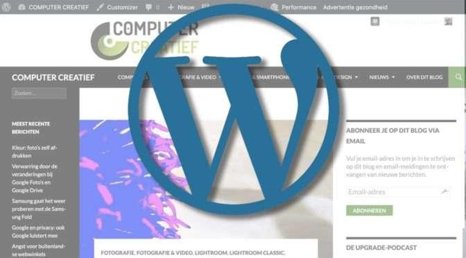 WordPress-blog beveiligen