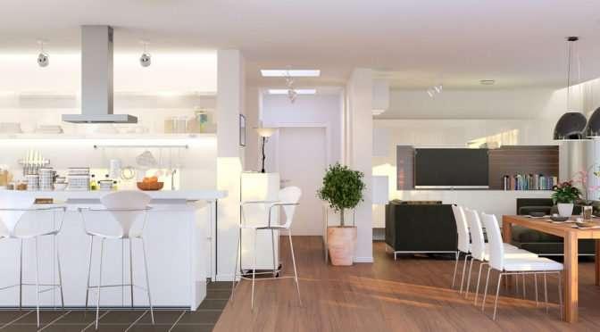 Wonen en werken vanuit de UX-keuken