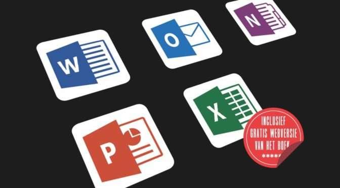 Leer jezel snel Microsoft Office 2019