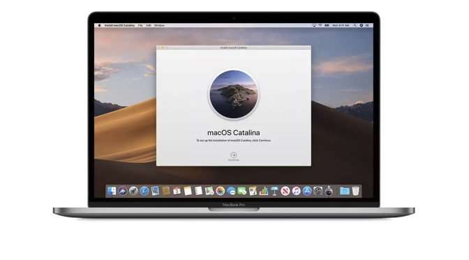 Apple rolt macOS Catalina 15.1 uit