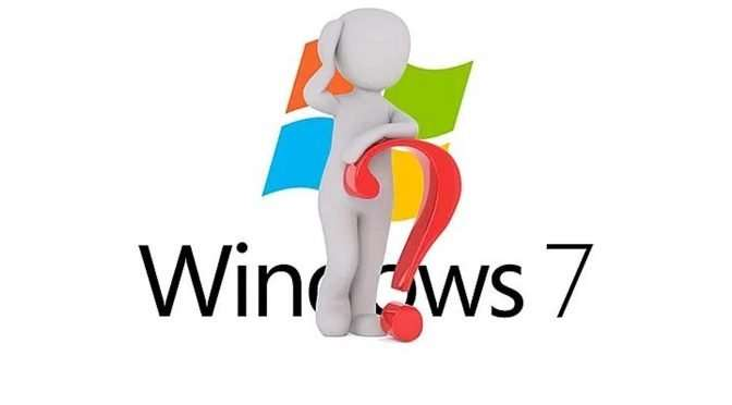 Einde van de support van Windows 7 nadert snel