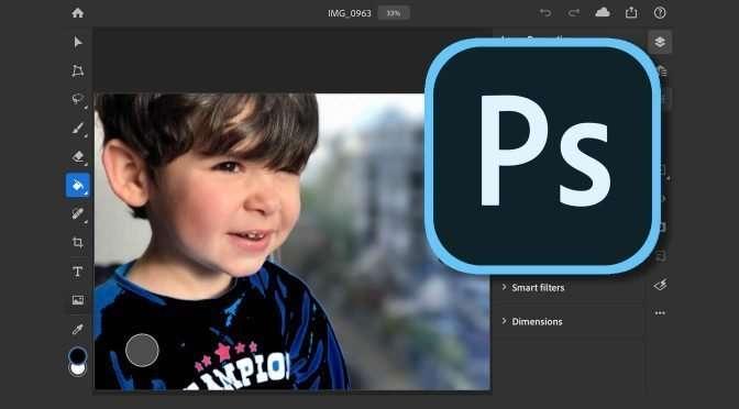 Photoshop voor op de iPad is er eindelijk (maar nog lang niet klaar)